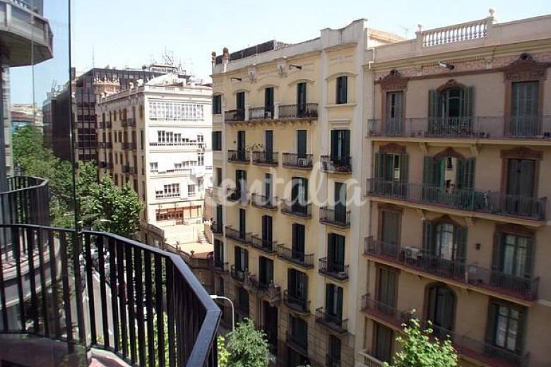 appartamento con 1 stanza nel centro di barcelona
