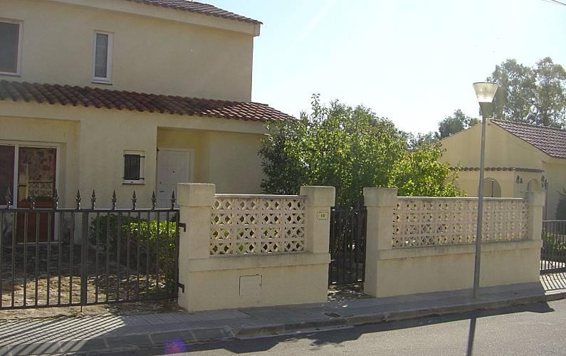 Villa Jardín Tarragona L' Ampolla villa - Jardín