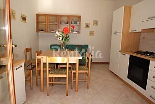Maison pour 4-6 personnes à 500 m de la plage Ferrare