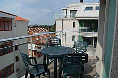 Apartments for 2-4 people only 500 meters from the beach Pontevedra
