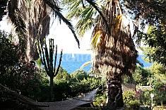 Sea side family villa in the mediterranean garden Cagliari