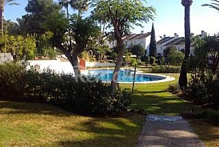 Casa de 3 habitaciones a 800 m de la playa Málaga