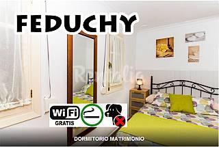 Appartamento per 2-4 persone nel centro di Cadiz Cadice