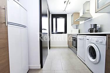 Apartamento Cocina Tarragona Cambrils Apartamento
