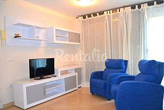 Apartment for 4 people close to the beach Alicante