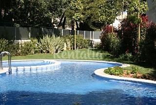 Apto de 2 dorm centro santa eulalia con piscina