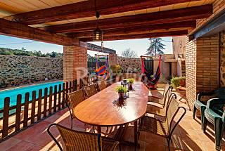 Casa para 10-12 personas a 12 km de la playa Girona/Gerona