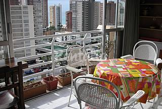 Appartement en location à Benidorm Alicante