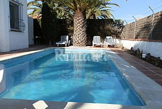 House for 6 people only 150 meters from the beach Tarragona