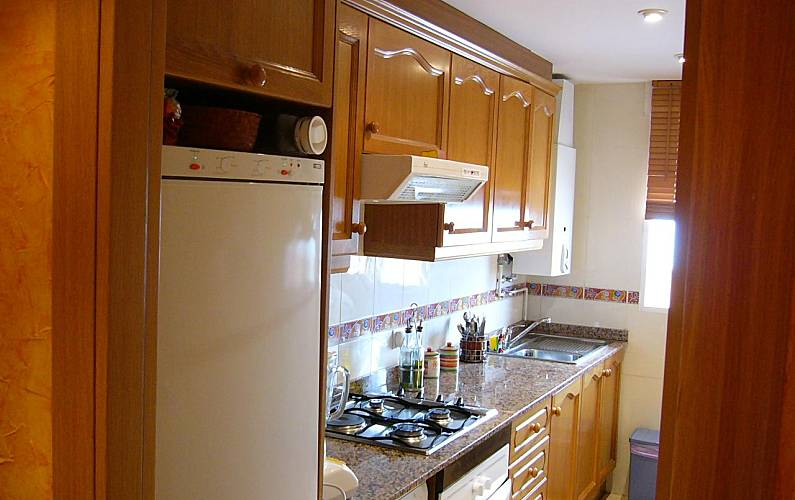 Apartamentos Cocina Castellón Oropesa del Mar/Orpesa Apartamento - Cocina