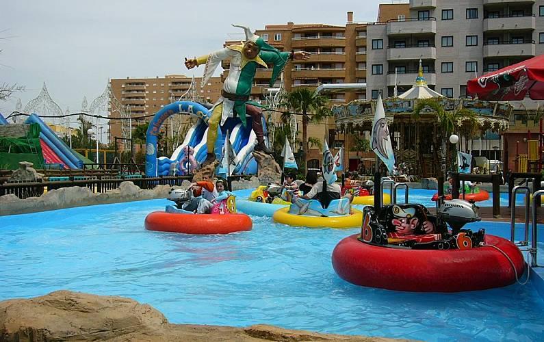 Apartamentos Actividades cercanas Castellón Oropesa del Mar/Orpesa Apartamento - Actividades cercanas