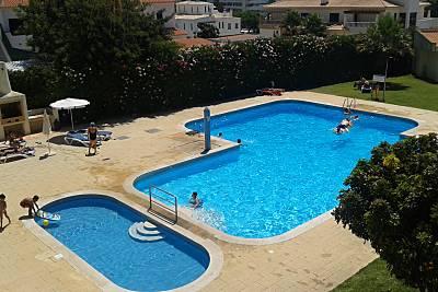 Apart.T1, 2 até 6 pessoas, Piscina, P. Infantil Algarve-Faro