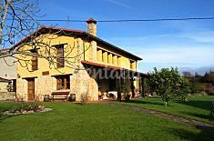 Casa de 5 habitaciones a 3 km de la playa Asturias