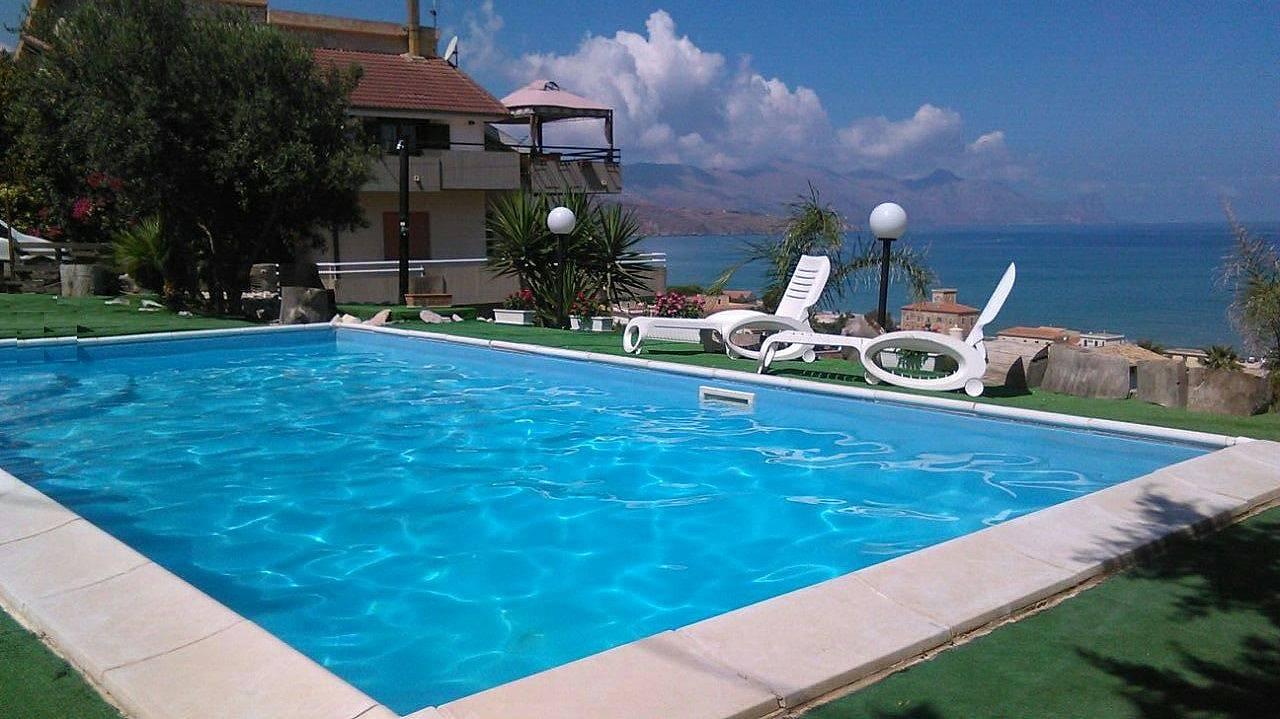 Appartement pour 5 6 personnes 300 m de la plage - Mistretta piscine alcamo ...