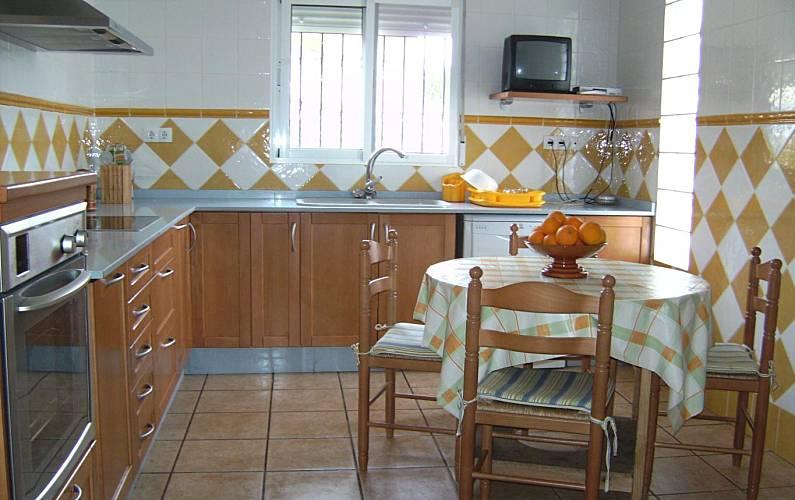 Vivenda Cozinha Valência Chiva Villa rural - Cozinha