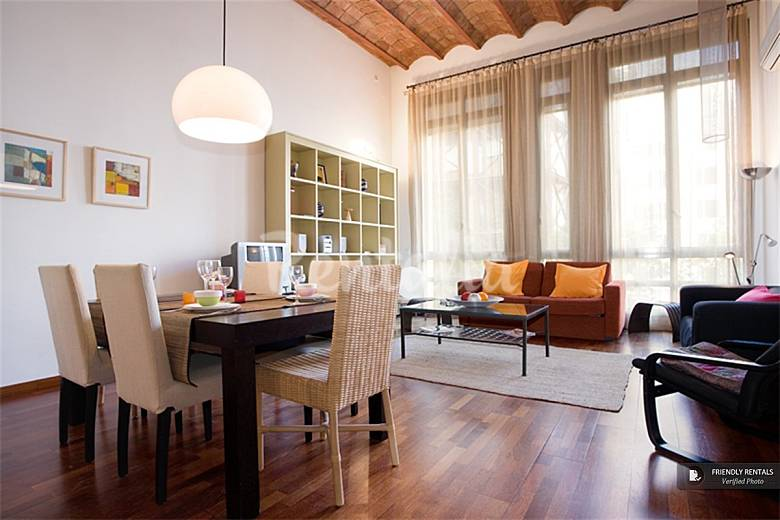 L appartamento monet ii a barcellona barcellona for B b barcellona economici centro