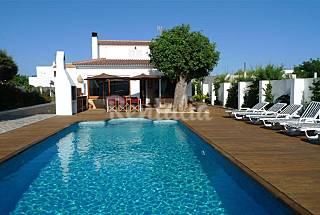 Villa de 4 habitaciones a 300 m de la playa Menorca