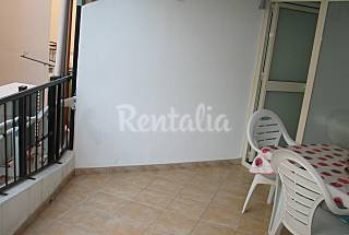Apartment for rent only 200 meters from the beach Palermo