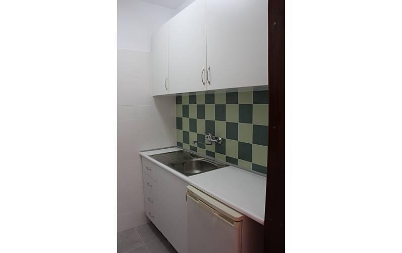 2 Cozinha Algarve-Faro Silves Apartamento - Cozinha