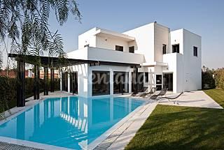 Villa de 4 habitaciones a 3.5 km de la playa Setúbal