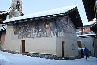 Apartamento de 2 habitaciones Bardonecchia Turín