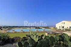 Resort with infinity pool and panoramic view Ragusa