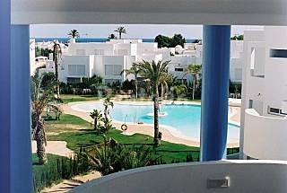Ático-solarium privado 80m y 2 terrazas  Almería