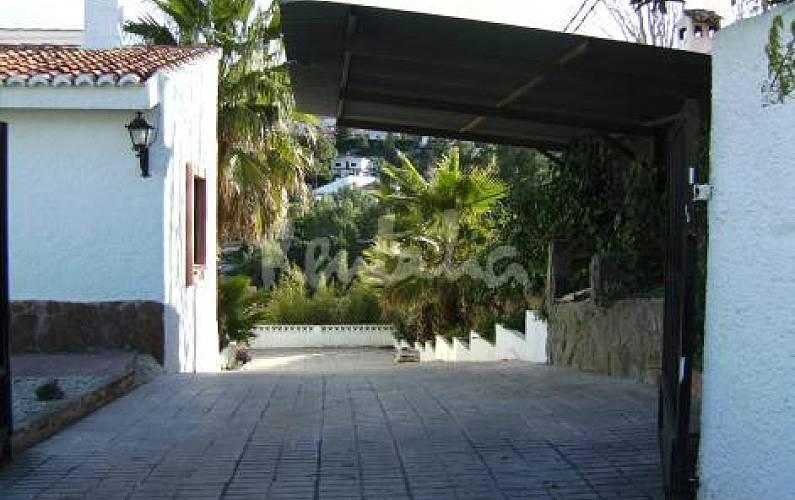 Villa Outdoors Valencia Chiva Countryside villa - Outdoors