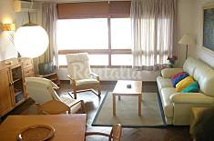 Apartamento en alquiler en 1ª línea de playa Girona/Gerona