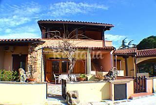Casa de 2 habitaciones a 500 m de la playa Olbia-Tempio