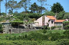 House for 6 people with sea views Viana do Castelo