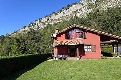 Villa para 8 personas a 10 km de la playa Asturias