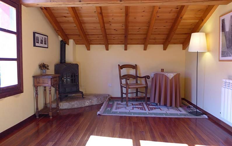 Villa Interior del aloj. Asturias Llanes Villa en entorno rural - Interior del aloj.