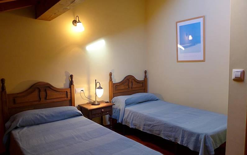 Villa Habitación Asturias Llanes Villa en entorno rural - Habitación