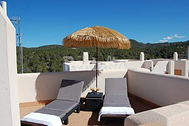House Terrace Ibiza San José House