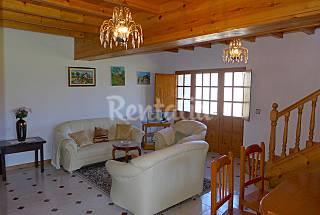 Maison pour 6 personnes à 1000 m de la plage Asturies