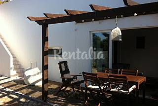 House for 6 people 2 km from the beach Algarve-Faro