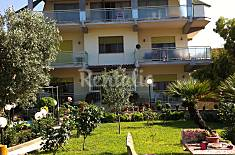 Apartments for 7-8 people on the beach front line Latina