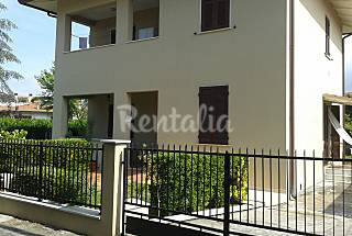 House for rent only 350 meters from the beach Massa and Carrara