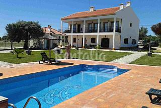4 Houses with swimming pool Évora