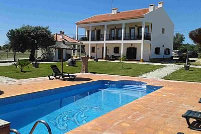 4 Casas con piscina Évora