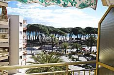 La Pineda, apartamento a primera línea del mar. Tarragona