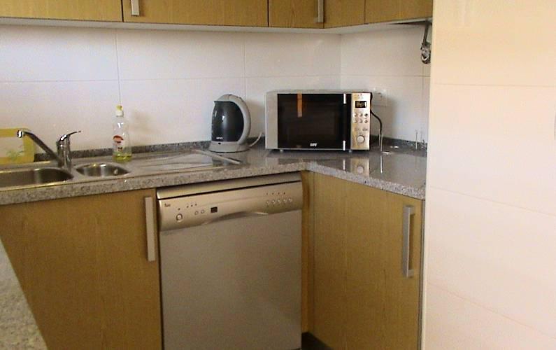 Apartamento Cozinha Leiria Alcobaça Apartamento - Cozinha