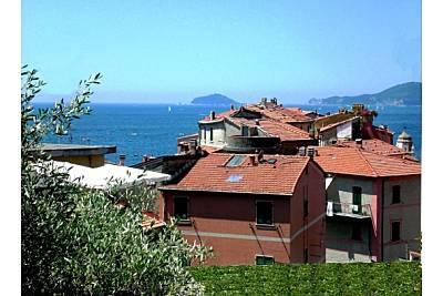 Appartamento con 3 stanze a 30 m dal mare La Spezia