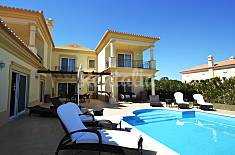Villa with 4 bedrooms in a golf course Algarve-Faro