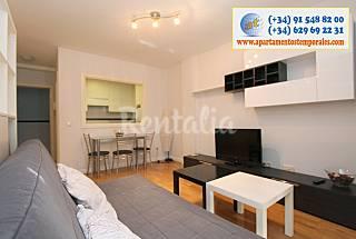 20 apartamentos y pisos zona norte garaje Madrid