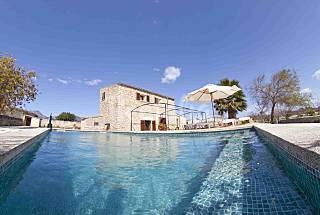 Villa Es Torrent en el centro de Mallorca Mallorca