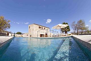 Villa for rent in the center of Majorca Majorca