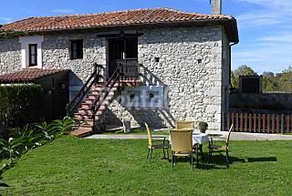 Maison de 2 chambres à 1500 m de la plage Asturies