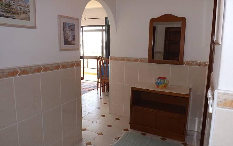 2 Interior del aloj. Algarve-Faro Albufeira Apartamento - Interior del aloj.
